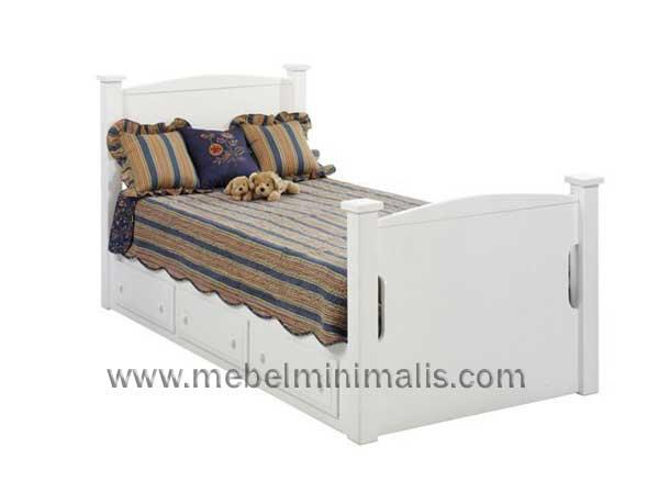 Tempat Tidur Anak Laki-Laki MM 389