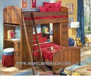 Tempat Tidur Anak Multi Fungsi