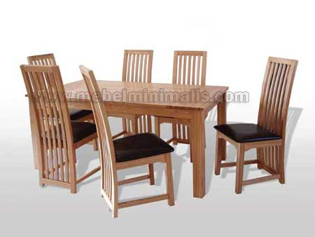 Dining Set Balero Jati