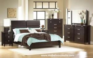Furniture Tempat Tidur Kayu Jati