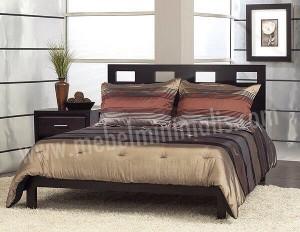 Ranjang Tempat Tidur Minimalis MM441