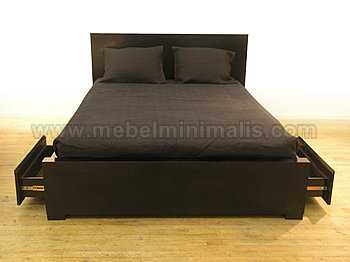 Tempat Tidur Minimalis MM 02