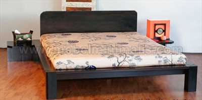 Tempat Tidur Minimalis MM 08