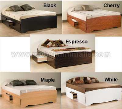 Tempat Tidur Minimalis MM 10