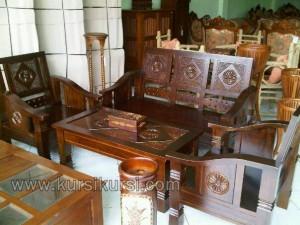 Furniture Jati Jepara Set Kursi Tamu Minimalis