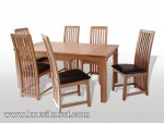 Furniture Jepara Set Kursi Meja Makan Balero Cantik KKS 117
