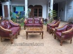 Furniture Jepara Set Sofa Tamu Ukir Kayu Jati