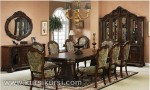 Furniture Klasik Set Kursi Meja Makan 8 Kursi KKS 123