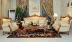 Furniture Mewah Set Sofa Kursi Tamu Jepara