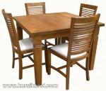 Furniture Minimalis Set Kursi Meja Makan Mebel Jepara KKS 126