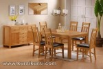 Furniture Set Kursi Meja Makan Minimalis Jepara KKS 131