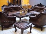 Furniture Sofa Ganesa Salur Kayu Jati
