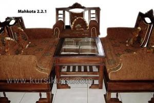 Klasik Furniture Set Kursi Tamu Sofa Jepara