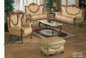 Living Room Set Sofa Kursi Tamu Jepara