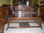 Mebel Bandung Set Kursi Tamu Minimalis Dowel Jati