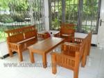 Mebel Minimalis Set Kursi Tamu Toraja