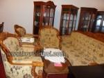 Mesir Set Sofa Tamu Kayu Jati