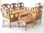 Model Furniture Hongkong Set Kursi Tamu Hongkong Flamboyan