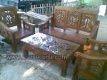 Natural Furniture Set Kursi Tamu Jepara