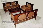 Pilihan Furniture Set Kursi Tamu Busa Jok