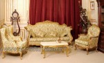 Produsen Furniture Set Sofa Tamu Jepara