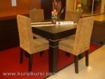 Set Kursi Makan Jok Full Kayu Jepa Minimalis KKS 270