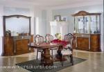 Set Kursi Makan Terbaru dan Klasik Modern KKS 358