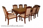 Set Kursi Meja Makan 8 Kursi Sofa KKS 370