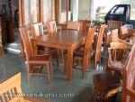 Set Kursi Meja Makan Balero Tengahan KKS 380