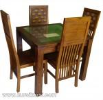 Set Kursi Meja Makan Minimalis Balero Cacah KKS 401
