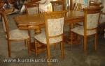 Set Kursi Meja Makan Salina Kerawang KKS 461