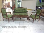 Set Kursi Tamu Sofa Kayu Jati Model Grand Father