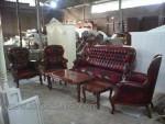 Set Sofa Tamu Romawi Cipendil Kayu Jati