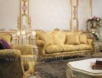 Sofa Emas Terbaru Jepara Model Prabowo 1