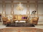Sofa Emas Terbaru Jepara Model Prabowo
