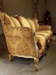 Sofa Emas Terbaru Jepara Model Prabowo 3