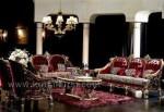 Sofa Kursi Mewah Set Kursi Tamu Ukir Jepara