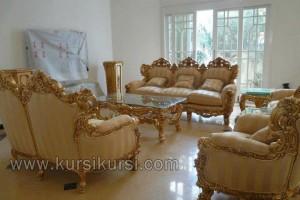 Sofa Romawi Set Kursi Tamu Jepara