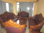 Sofa Set Kursi Tamu Ganesa Ukir