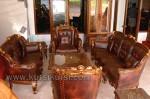 Sofa Set Kursi Tamu Inggris Kayu Jati