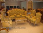 Sofa Set Kursi Tamu Jepara Model India