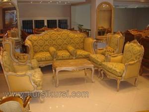 Sofa Set Kursi Tamu Jepara Model India