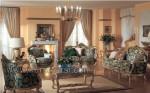 Sofa Set Kursi Tamu Model Klasik Jepara