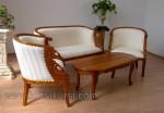 Sofa Set Kursi Tamu Motif Angsa