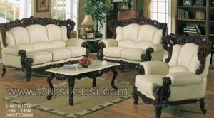 Sofa Set Kursi Tamu Ukir Asli Jepara
