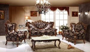 Sofa Set Living Room Furniture Kursi Kursi