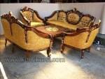Sofa Tamu Ukir Ganesa Mebel Jepara