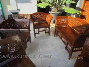 Ukiran Furniture Set Kursi Tamu Jepara