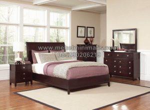 Contoh Tempat Tidur Jepara Minimalis MJ-TTM 163