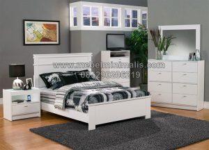 Contoh Tempat Tidur Minimalis MJ-TTM 156
